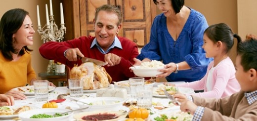 Consumers prefer to spend Thanksgiving with family instead of shopping.
